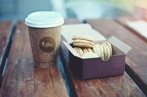 Batido de café con cápsulas Lavazza