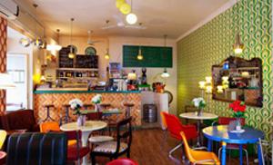 Lolita Vintage café