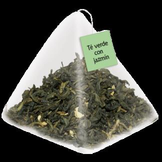 té verde con jazmín